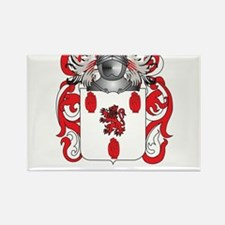 McGuigan Coat of Arms - Family Crest Rectangle Mag