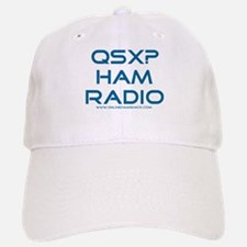 QSX (Blue) Baseball Baseball Cap