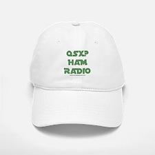 QSX (Green) Baseball Baseball Cap