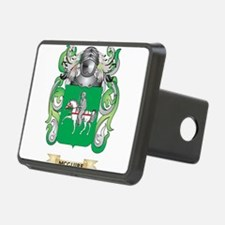 McGuire Coat of Arms - Family Crest Hitch Cover
