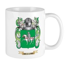 McGuire Coat of Arms - Family Crest Mug