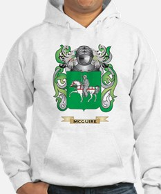 McGuire Coat of Arms - Family Crest Hoodie