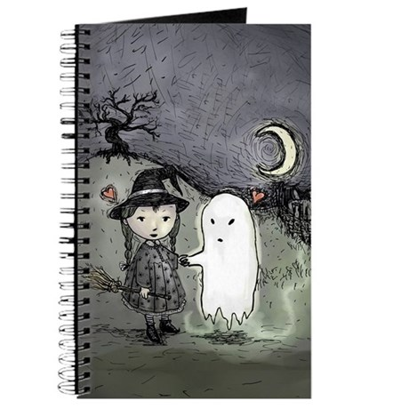 Witch Loves Ghost Journal