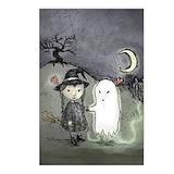 Witch Postcards