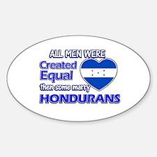 Hondurans wife designs Decal