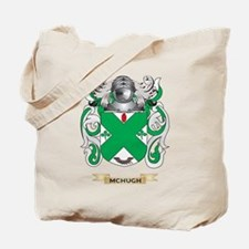 McHugh Coat of Arms - Family Crest Tote Bag