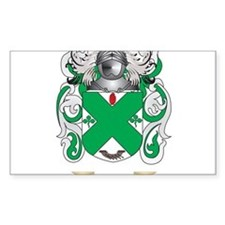McHugh Coat of Arms - Family Crest Stickers