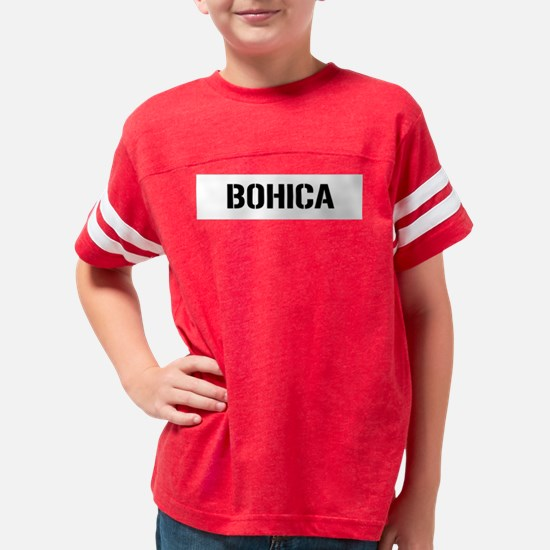 BOHICA Youth Football Shirt