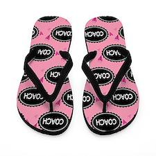 Gift For A Coach Flip Flops