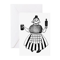 The Cook Greeting Cards (Pk of 10)