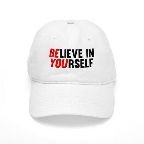 Believe in Yourself Baseball Cap