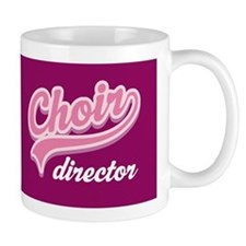 Choir Director Music Gift Mug