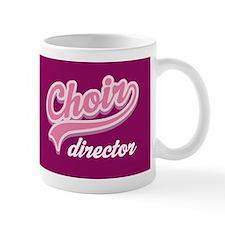 Choir Director Music Gift Small Mugs