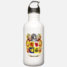 McIntosh Coat of Arms - Family Crest Water Bottle