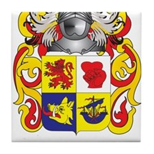 McIntosh Coat of Arms - Family Crest Tile Coaster