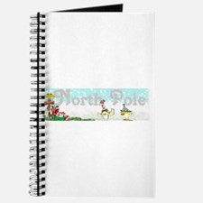 """""""AT NORTH POLE"""" Journal"""