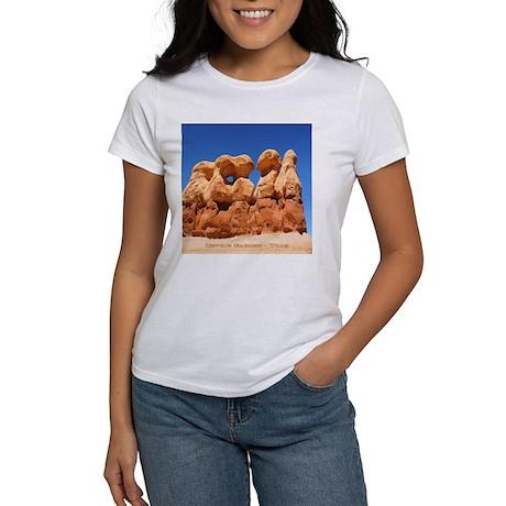 Women's T-Shirt : Devil's Garden #98