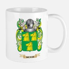 McKee Coat of Arms - Family Crest Mug