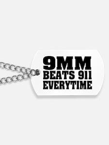 9MM BEATS 911 Dog Tags