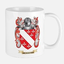 McKeever Coat of Arms - Family Crest Mug