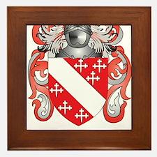 McKeever Coat of Arms - Family Crest Framed Tile