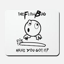 TheFlowBug Stand-Up Mousepad