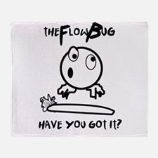 TheFlowBug Stand-Up Throw Blanket