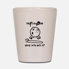 TheFlowBug Stand-Up Shot Glass