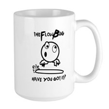 TheFlowBug Stand-Up Mug