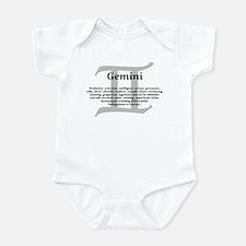 Gemini Infant Creeper