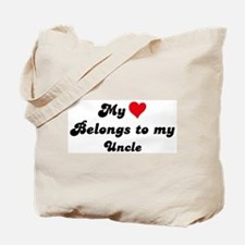 My Heart: Uncle Tote Bag