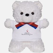 Cute Medical transcriptionist Teddy Bear