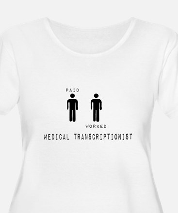 Cute Medical transcription T-Shirt