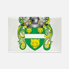 McKenna Coat of Arms - Family Crest Rectangle Magn