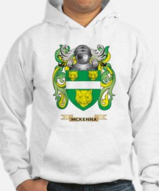 McKenna Coat of Arms - Family Crest Hoodie