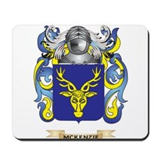 McKenzie Coat of Arms - Family Crest Mousepad