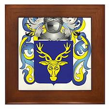 McKenzie Coat of Arms - Family Crest Framed Tile