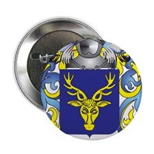 """McKenzie Coat of Arms - Family Crest 2.25"""" Button"""