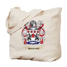 McKeown Coat of Arms - Family Crest Tote Bag