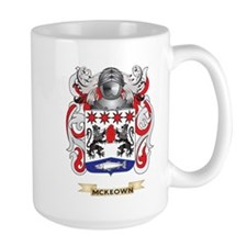 McKeown Coat of Arms - Family Crest Mug