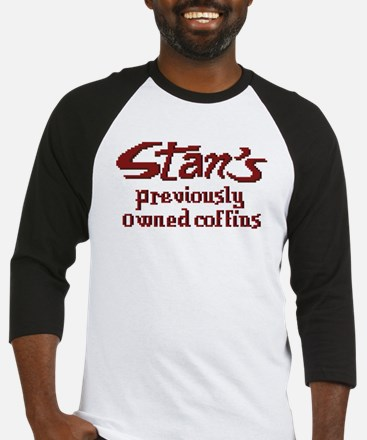 Stans Previously Owned Coffins Baseball Jersey