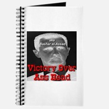 Victory Over Ass Head aka Bashar al-Assad Journal