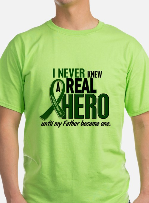 REAL HERO 2 Father LiC T-Shirt