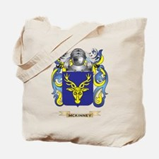 McKinney Coat of Arms - Family Crest Tote Bag