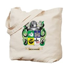 McKinnon Coat of Arms - Family Crest Tote Bag