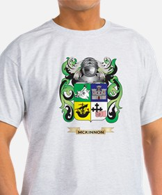 McKinnon Coat of Arms - Family Crest T-Shirt