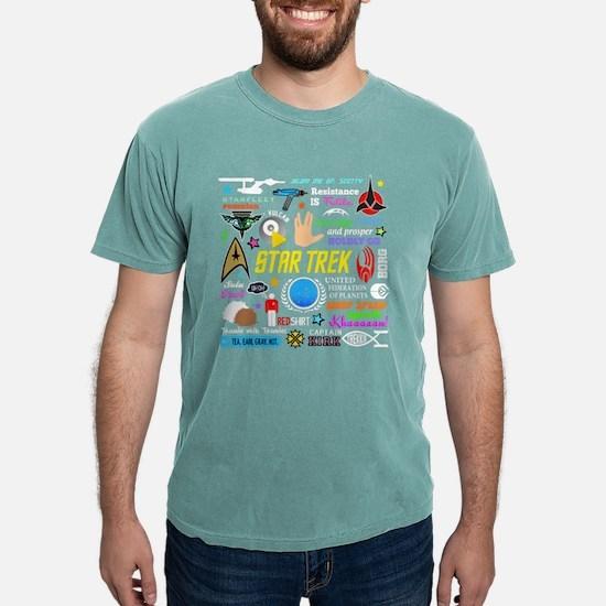 Trekkie Memories -dk Mens Comfort Colors Shirt