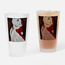 Joy to the World Drinking Glass