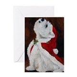 Westie Greeting Cards