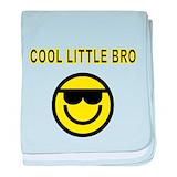 Little brother baby blanket Blanket